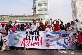 """Coca-Cola Amatil Indonesia dukung """"Gerakan Indonesia Bersih"""" Kemenko Kemaritiman"""