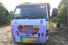 Menteri Pertanian lepas ekspor 30 ton lada putih Belitung