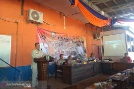 Wagub Sumbar serahkan 1,03 ton rendang untuk korban banjir di Bengkulu