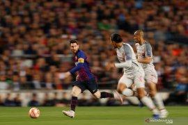 Presiden Barcelona: Messi masih luar biasa meski berumur 31