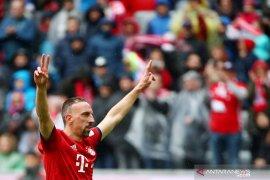 Franck Ribery tinggalkan Bayern Munchen akhir musim