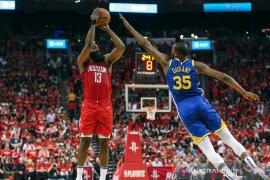Houston Rockets kantongi kemenangan pertama semifinal wilayah Barat