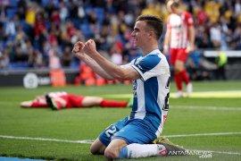 Menang 3-0, Espanyol tujuh laga tak terkalahkan