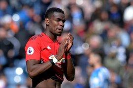 Manchester United meraup 140 juta euro dari penjualan Pogba