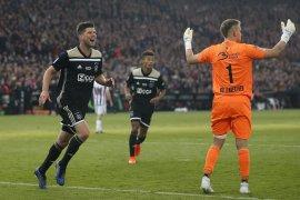 Ajax kampiun Piala Belanda setelah libas Willem 4-0