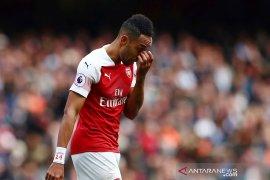 Arsenal ditahan imbang Brighton 1-1