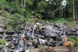 Warga Sumber urip kembangkan wisata pemandian air panas