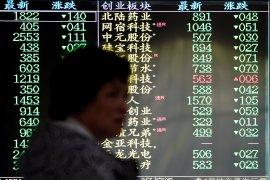 Info Bisnis - Lanjutkan tren penguatan saham China dibuka lebih tinggi