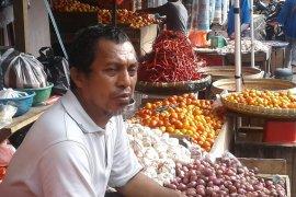Harga bawang dan cabai di Ambon bergerak naik