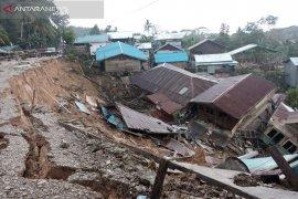 BPBD Penajam siaga tanah longsor di wilayah Telemow-Maridan
