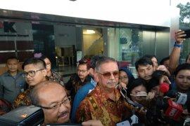 KPK belum tahan Sofyan Basir pasca-pemeriksaan