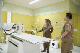 Bupati Pandeglang sidak RSUD untuk pastikan pelayanan kesehatan maksimal