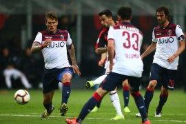 Milan atasi Bologna dan pelihara asa ke Liga Champions