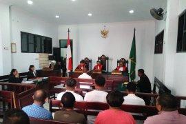 Ajudan mantan Wagub Maluku jadi terdakwa narkoba