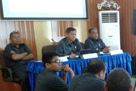 Neraca perdagangan luar negeri Provinsi Maluku defisit