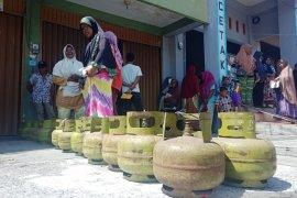 "Pemkab Nagan minta pertamina tertibkan agen gas elpiji ""nakal"""
