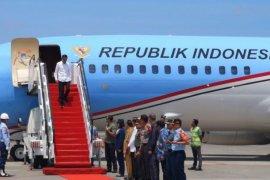 Presiden Jokowi ke Kaltim.. ditemani Menteri ATR, PUPR dan Bappenas