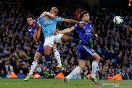 Liga Inggris: Kompany anggap Manchester City tak perlu bek baru