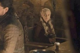 "HBO komentari blunder gelas kopi di ""Game of Thrones"""
