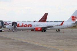Tingkat ketepatan waktu Lion Air 85,2 persen