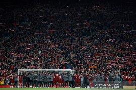 Juergen Klopp sebut Liverpool adalah percampuran dari atmosfer, emosi, gairah dan kualitas