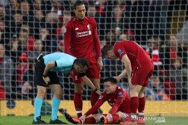 Bek Robertson: yang penting Liverpool ke final