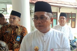 Bupati Ramli minta warga tidak takut teror pengajian di masjid
