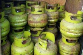 "Elpiji ""melon"" Rp60.000/tabung di Nagan Raya ternyata dibeli di Aceh Barat"