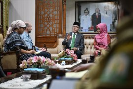 Plt Gubernur Aceh bahas kerjasama pendidikan dengan Wakil Dubes Australia
