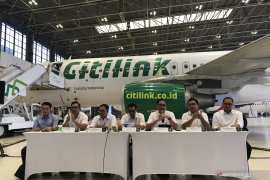 30 pesawat Garuda-Citilink akan dipasang wifi tahun ini