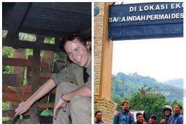 Wisatawan asing mulai kunjungi Ekowisata Pastap Julu Madina