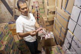 Sidak produk pangan di Tulungagung