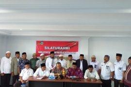Kapolres pulau Ambon silaturahim  dengan tokoh agama