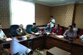 Komisi II Studi Banding ke Kepri terkait LP2B