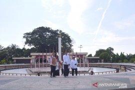 Presiden Jokowi tinjau Gunung Mas, lokasi alternatif Ibu Kota Negara