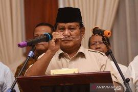 Ini ucapan Prabowo atas wafatnya Ibu Ani