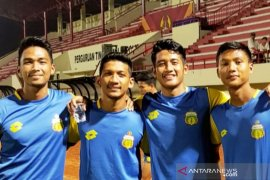 Borneo tahan imbang Bhayangkara FC, 1-1