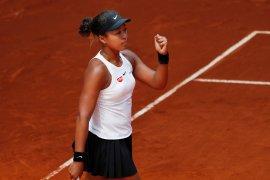 Naomi Osaka atasi ujian pertama di Madrid Open