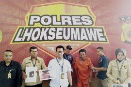 Motif ekonomi menjadi alasan kasus pembunuhan di Aceh Utara