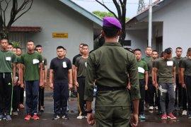 Menwa Polbangtan Bogor adakan seleksi anggota baru