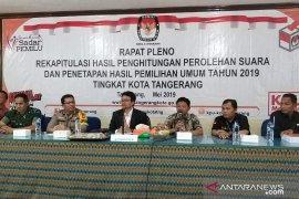 Prabowo Subianto-Sandiaga Uno menang di  Kota Tangerang
