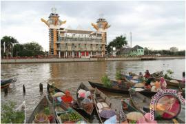 ULM  teliti potensi sungai untuk pengembangan wisata Banjarmasin