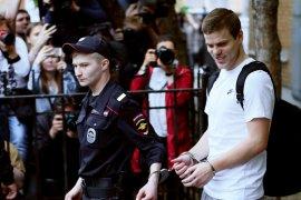 Terlibat penganiayaan, dua pesepak bola Rusia masuk penjara