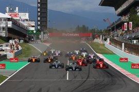 Statistik balapan formula GP Spanyol
