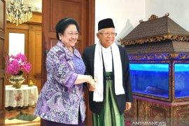 Megawati imbau sabar tunggu pengumuman resmi pemilu