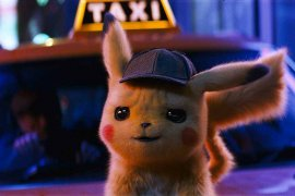 """Pokemon: Detective Pikachu"" dari game ke film animasi"