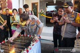 Kapolda Bali-Bupati Badung resmikan gedung baru Polsek Kuta Selatan