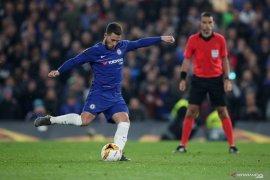 Willian sebut Chelsea akan tetap pertahankan Eden Hazard