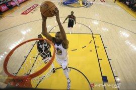 Durant baru main lagi di final Barat,  jika Warriors melaju