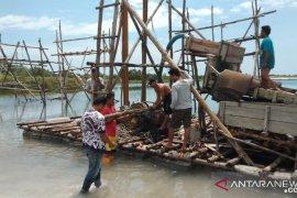 Polres Bangka Tengah tindak tegas penambang liar di kawasan Marbuk dan Kenari